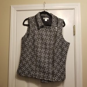 EUC Large Christopher & Banks Vest